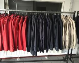 stock men jackets